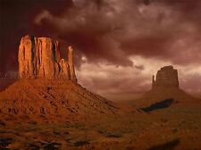 MONUMENT VALLEY ARIZONA GRAND CANYON USA PHOTO ART PRINT POSTER PICTURE BMP826A