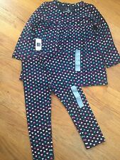 Baby Gap Girl 3T Swing Top With Leggings Outfit NWT Free Shipping