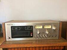 Vintage Project/One TRP-870 8-Track Tape Player Great Condition Works Somewhat