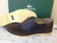Brand New Lacoste (SHERBROOKE GOLF) Men's Shoes, Size UK 7 / EU 40.5