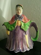 """""""LITTLE OLD LADY"""" TEAPOT MADE IN ENGLAND"""