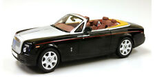 Rolls Royce Phantom Drophead Coupe diamond black 1:18 Kyosho 08871DBK