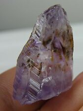 42.85ct Brazil 100% Natural Rough Raw Cacoxenite Amethyst Crystal Specimen 8.55g