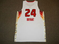Kobe Bryant Los Angeles Lakers 2009 All Star Adidas Authentic Jersey sz 52 MVP