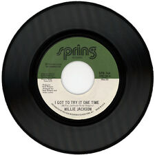 "MILLIE JACKSON  ""I GOT TO TRY IT ONE TIME c/w GET YOUR LOVE RIGHT"" 70's LISTEN!"