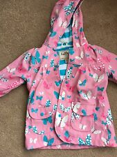 Girls Hatley Raincoat, Age 3