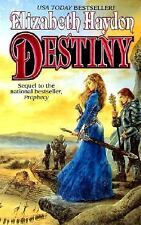 Destiny-Child of the Sky 3 by Elizabeth Haydon (Symphony of Ages #3)(2002)FF1461