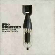 "FOO FIGHTERS ""ECHOES SILENCE PATIENCE & GRACE"" CD NEU"
