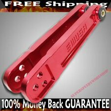 NEW 1 Pair Rear RED Lower Control Arm for 02-05 Honda Civic Si Hatchback 3D
