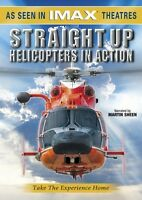 STRAIGHT UP: HELICOPTERS IN ACTION (IMAX) NEW AND SEALED