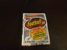 1984 Topps Cello Pack With Dan Marino Rookie Card On Top!!!!!!
