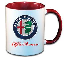 ALPHA ROMEO UNIQUE DESIGN CAR ART MUG GIFT CUP -