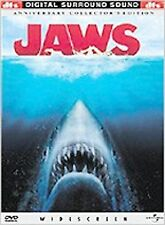 JAWS DVD ANNIVERSARY COLLECTOR'S EDITION WIDESCREEN STEVEN SPIELBERG