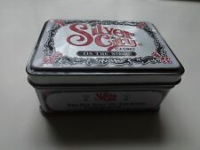 **Silver City Casino**tin and unopened/sealed Playing Cards**Rare**Vintage**