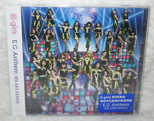 E-Girls E.G. Anthem WE ARE VENUS 2014 Taiwan CD+DVD