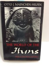 The World of the Huns: Studies in Their History and Culture Maenchen-Hellen 57