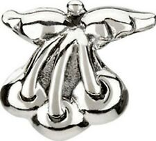 "Authentic Chamilia Element Charm Sterling 925 Silber ""Cherry"" Bead GF-5"