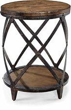 Small Accent Tables Nightstand Round Bedside Cheap Small Spaces Side End