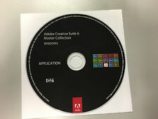 Adobe Master collection dvds CS6 Windows