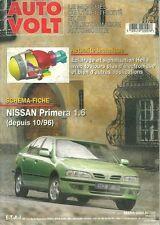 Auto Volt - März 2000 - Nr.765 - NISSAN Primera 1.6