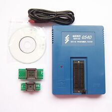 G540 USB Universal Programmer EPROM FLASH MCU GAL PIC Free Adapter