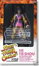 New Kaiyodo Revoltech Street Fighter Teiran PAINTED