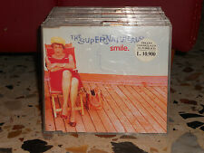 THE SUPERNATURALS - SMILE - CAN'T GET BACK TO NORMAL - MINT CHOC CHIP -1997