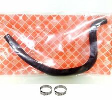 BMW E39 E46 E53 X5 Power Steering Hose (Fluid Container to Pump) with Clamps