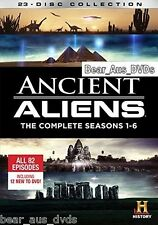 ANCIENT ALIENS 1-6 (2009-2014): History Channel TV Series Seasons 1-8 NEW DVD R1