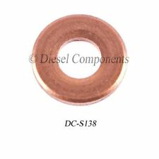 TOYOTA HILUX PICKUP D-4D 3.0 L DIESEL INJECTOR WASHERS / SEALS COMMON RAIL X 4