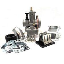 Einlasssystem + 24 mm OKO PWK Vergaser Peugeot Speedfight / Splinter / Buxy usw.