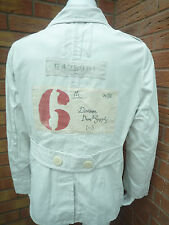 DENIM & SUPPLY BY RALPH LAUREN WHITESTONE SAILOR PEACOAT RETAIL £235 SIZE L