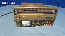 Sony DSR-50 DVCAM Portable Player/ Recorder w/ 300 tape hrs
