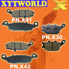 FRONT REAR Brake Pads for Suzuki DL 1000 V-Strom 2002-2010
