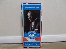 President Woodrow Wilson Action Figure NEW IN THE BOX