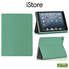 Targus iStore iPad 3&4 Cover Case(Slim Folio)GREEN TEAL Multiview Stand!FreeSHIP