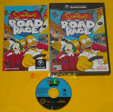 THE SIMPSONS ROAD RAGE GameCube Versione Ufficiale Italiana »»»»» COMPLETO