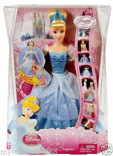 Barbie Disney Princess 2 In 1 Ballgown Surprise Cinderella Doll NEW