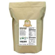 Anthony's Organic Maca Root Powder Gelatinized (1lb), Gluten-Free, Non-GMO New
