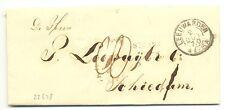 NEDERLAND 1870  BRIEF  - LANGST =ST.ANNA PAROCHIE   = IN ROOD   FRAAI