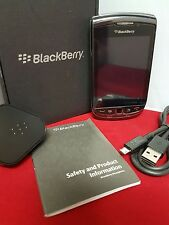 New Blackberry 9800 Torch 3G Wifi BLACK UNLOCKED Smart Mobile Phone