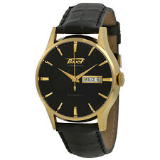 Tissot Visodate Automatic Gold PVD Mens Watch T0194303605101