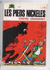 Les Pieds Nickelés 59. Contre Croquenot. PELLOS. SPE 1983  réédition