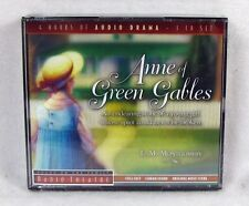 NEW Anne of Green Gables Audio Drama Radio Theatre Full Cast Cinema Sound 3 CDs