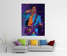 PRINCE PURPLE RAIN SYMBOL GIANT WALL ART PICTURE PRINT POSTER