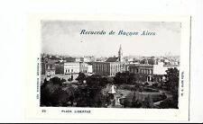B81390 plaza libertad buenos aires  argentina front/back image
