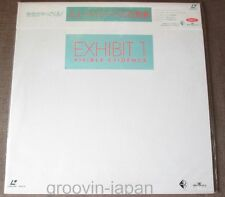 Sealed EXHIBIT 1 Visible Evidence DEPECHE MODE, ERASURE JAPAN Laser Disc BVLP-55