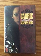 CARRIE by Stephen King, 1st Edition, 1st Printing, Original Dust Jacket