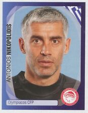 N°265 NIKOPOLIDIS # GREECE OLYMPIACOS.CFP STICKER PANINI CHAMPIONS LEAGUE 2008
