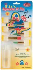 7 partie grands squeeze & flux Magic Peinture Pinceau Peinture Eau Poster art set